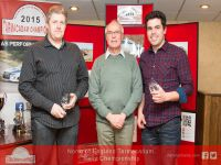 ASP NETRC Awards - Andy Brown, Nicky Porter & Edward Todd