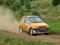 Ben Cree and Andy Brown Carlisle Stages 2016 (Pic by Richard Denney)