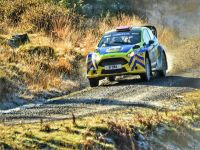 Stephen Petch & Michael Wilkinson Grizedale Stages 2016 (Pic by Cath Hutchinson)