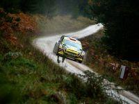 Steve Petch & John Nicholson Malton Forest Rally 2016