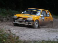 Ben Cree & Andy Brown Malton Forest Rally 2016