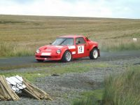 Cheviot Stages 2016 - Ed Todd and Andy Brown
