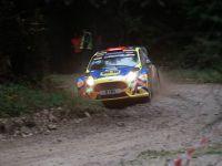 Stephen Petch & Michael Wilkinson Malton Forest Rally 2016