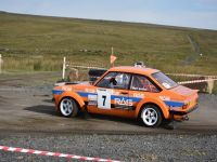 Andy Brown & Rob Snowden Tyneside stages 2017